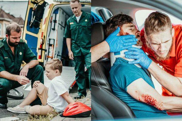 Dorośli i dzieci w wypadkach </br>komunikacyjnych - priorytety