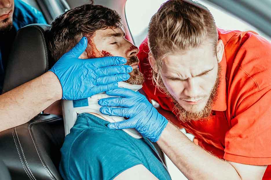 Priorytety w udzielaniu pierwszej pomocy. Szkolenia z pierwszej pomocy dla kierowców zawodowych.